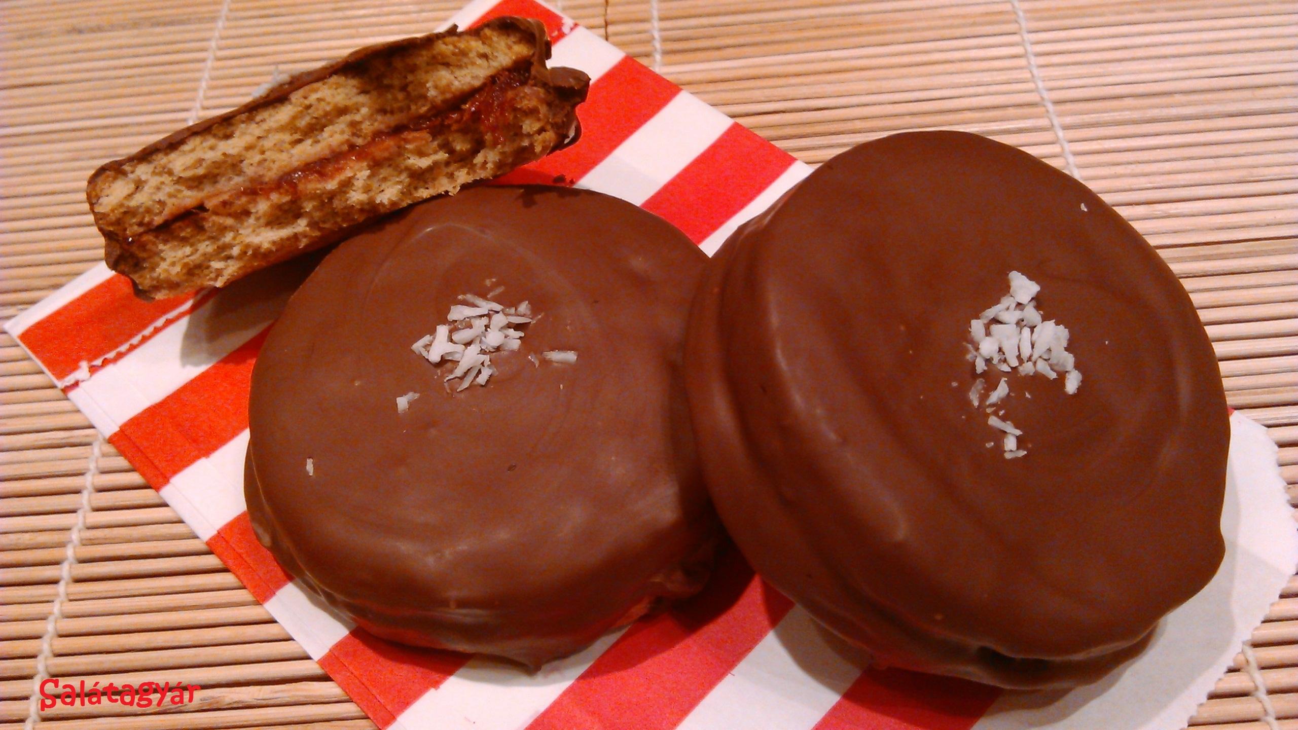 Diétás isler zabpehelylisztből, cukor nélkül!