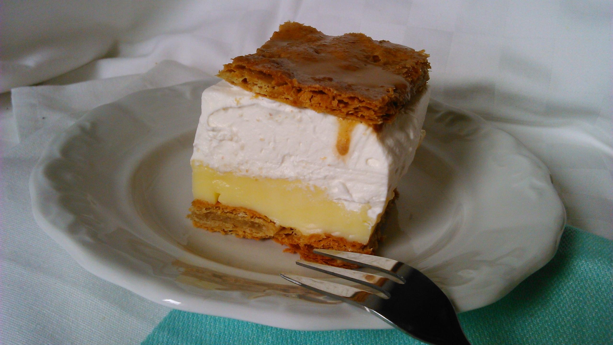 Házi francia krémes cukor és fehér liszt nélkül!