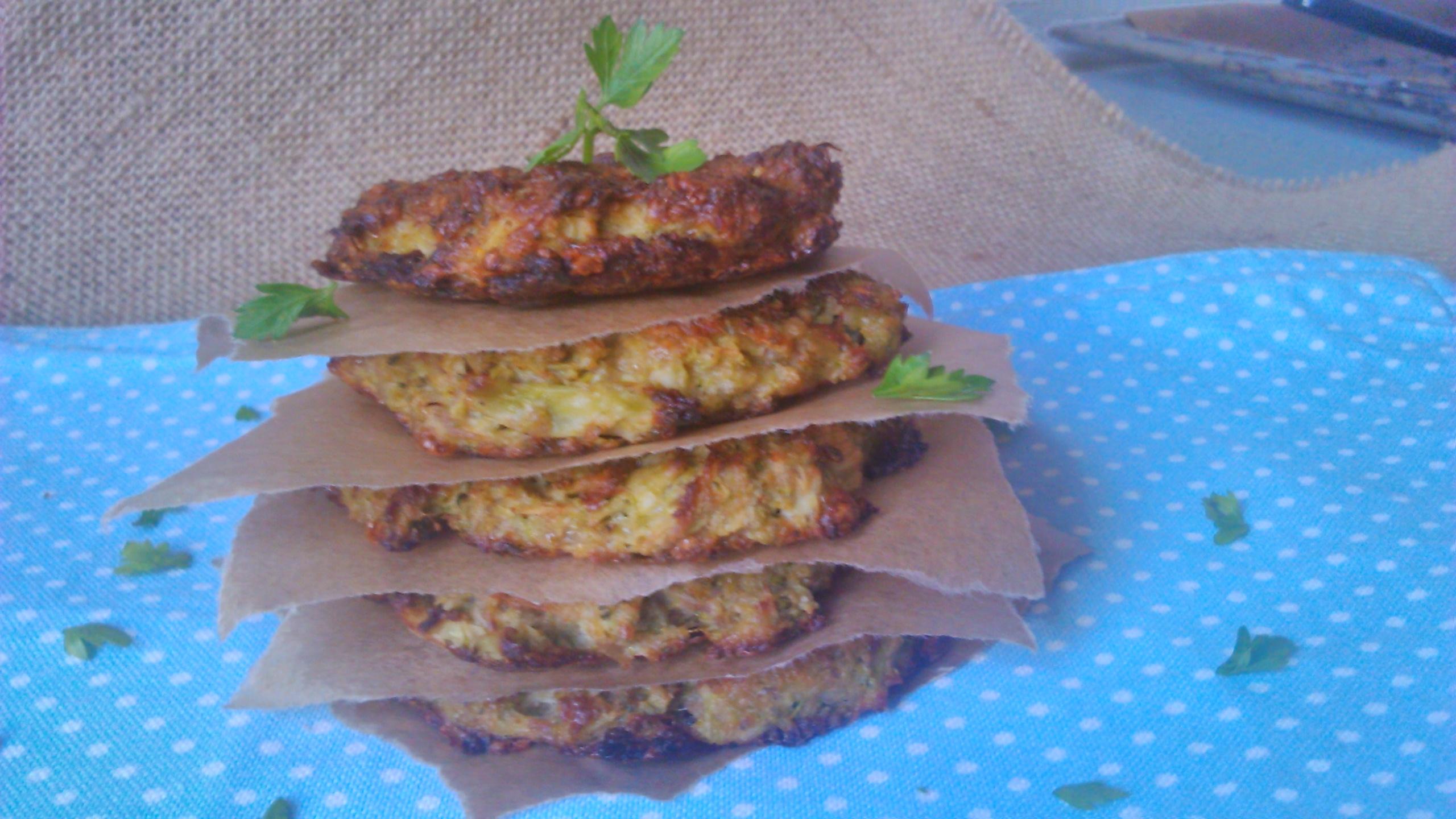 Tonhalfasírt sütőben sütve (brokkolis, diétás recept)