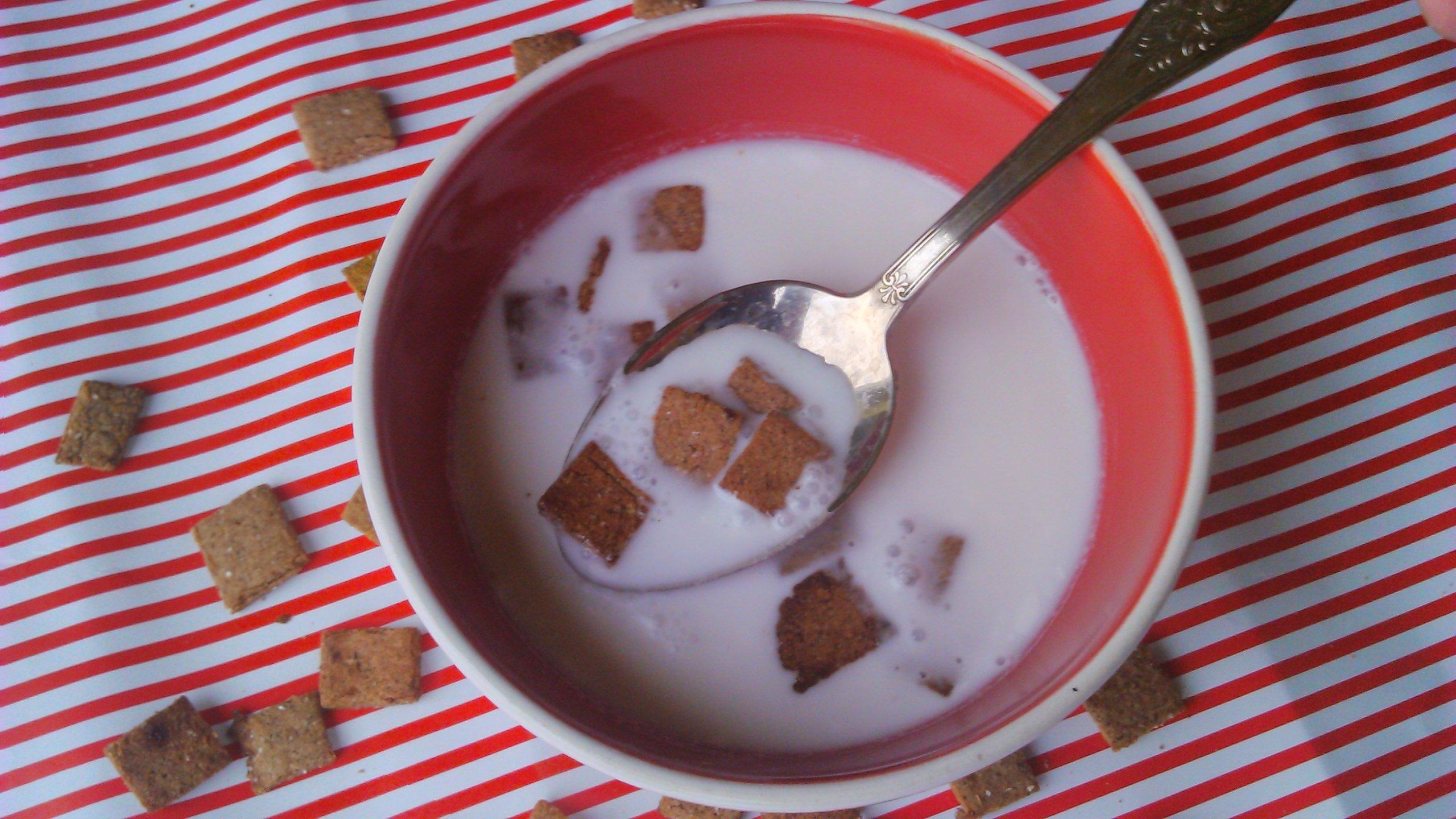 Cukormentes gabonapehely – diétás Cini Minis házilag