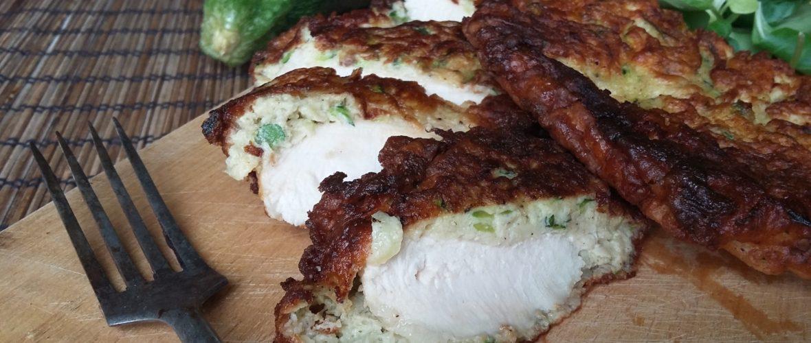 Mátrai borzas csirkemell cukkiniből