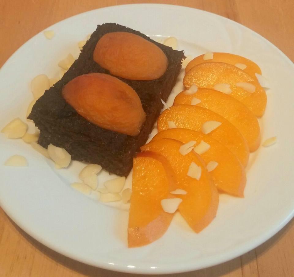 Avokádós Brownie recept diétásan