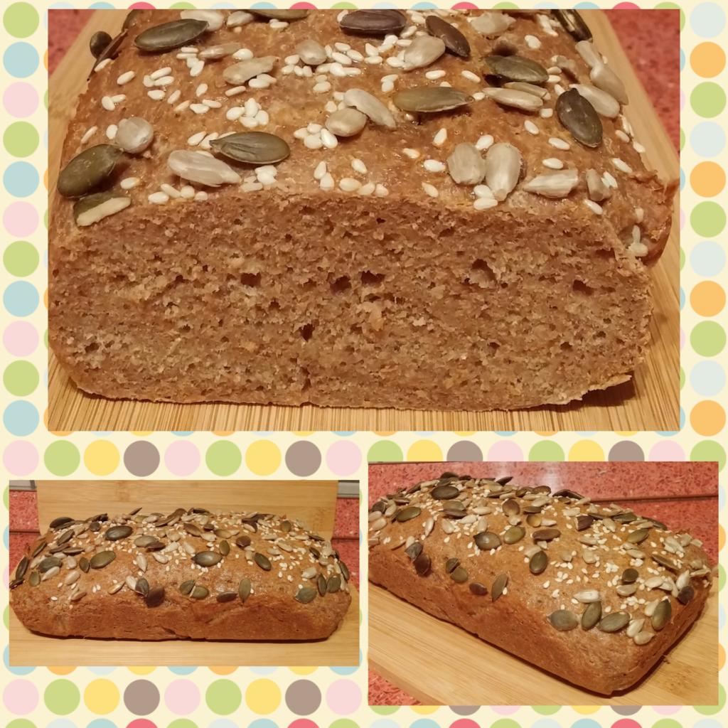 Korpás kenyér - Barna Bodor Éva fotója