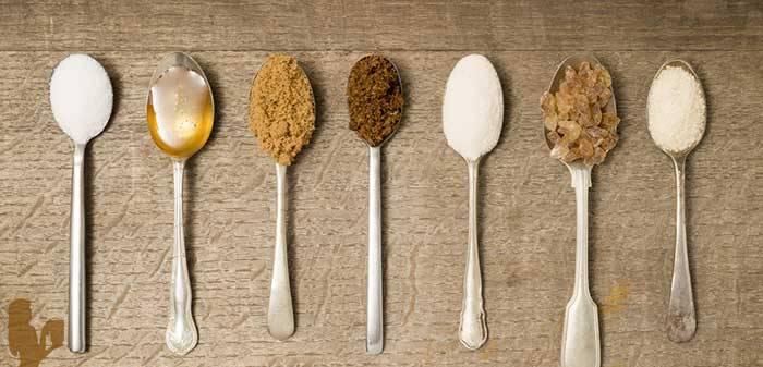 Cukorhelyettesítők (stevia, xilit, eritrit) adagolása