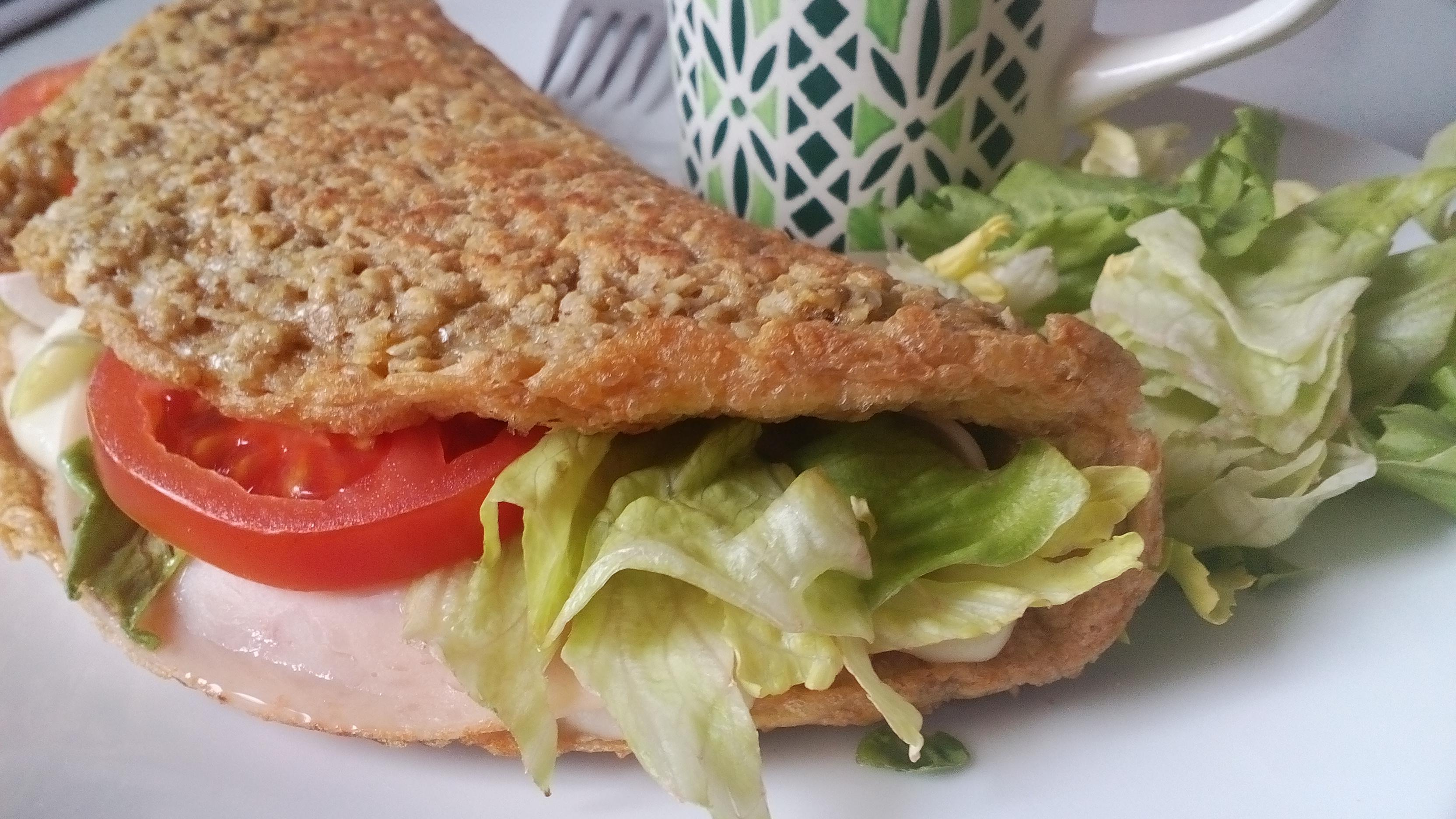 Zablepény recept diétás reggelire a sós zabpelyhes receptek kedvelőinek