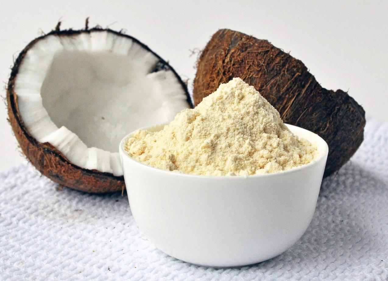 kókuszliszt felhasználása a kókuszlisztes süti receptekben