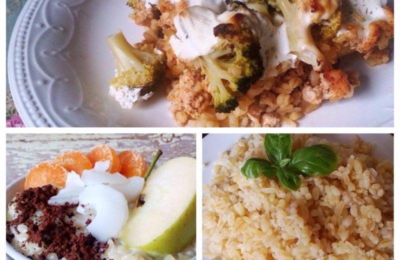 Bulguros receptek