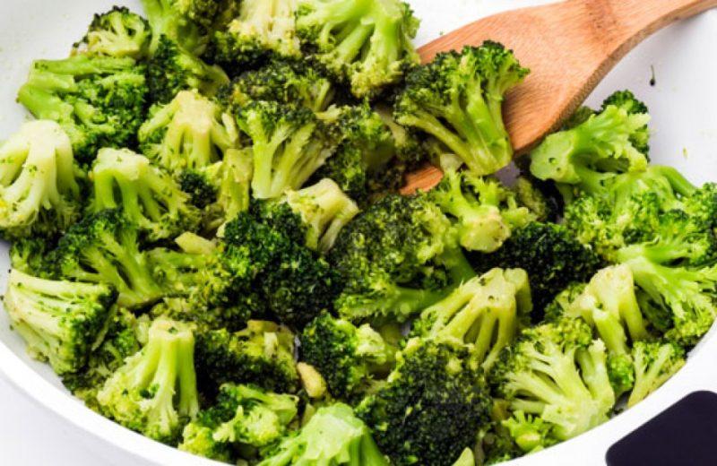 Diétás brokkolis ételek