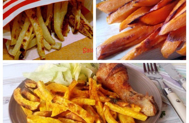Sült krumpli helyett ehető diétás köretek