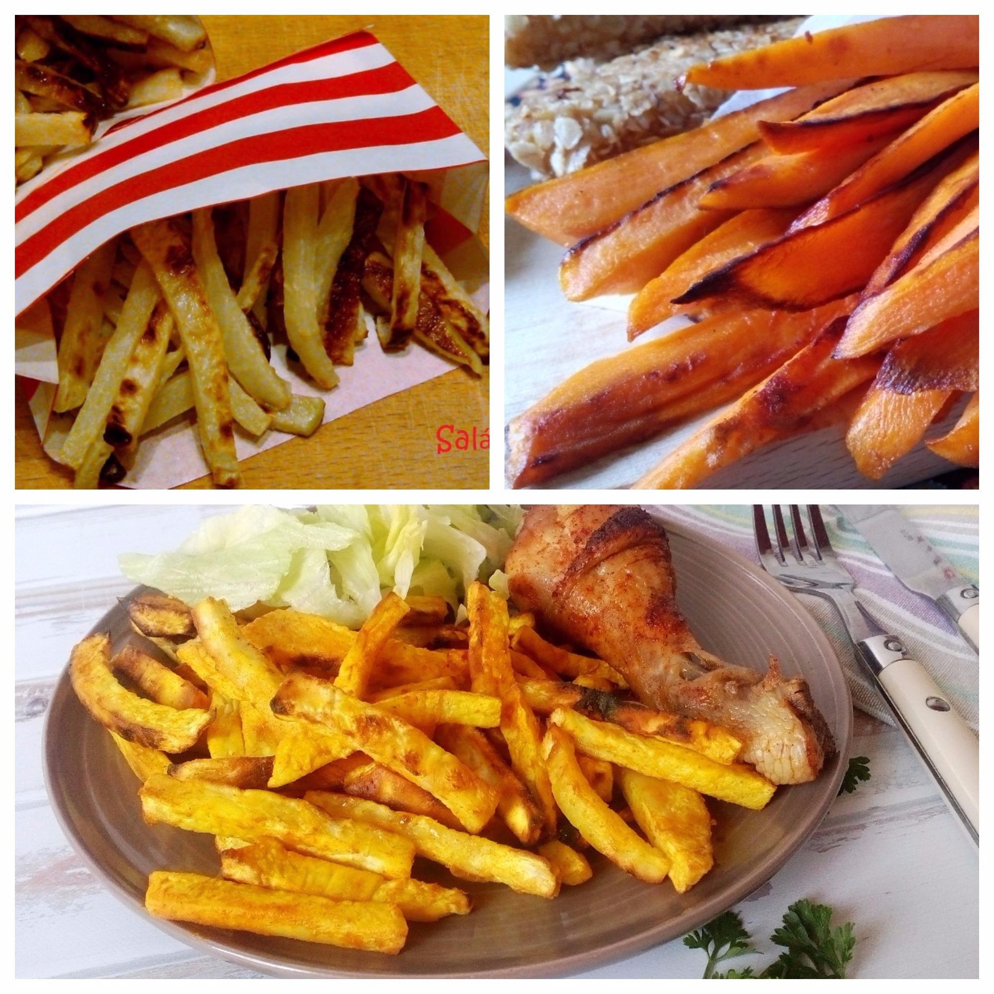 TOP3 Diétás köret sült krumpli helyett