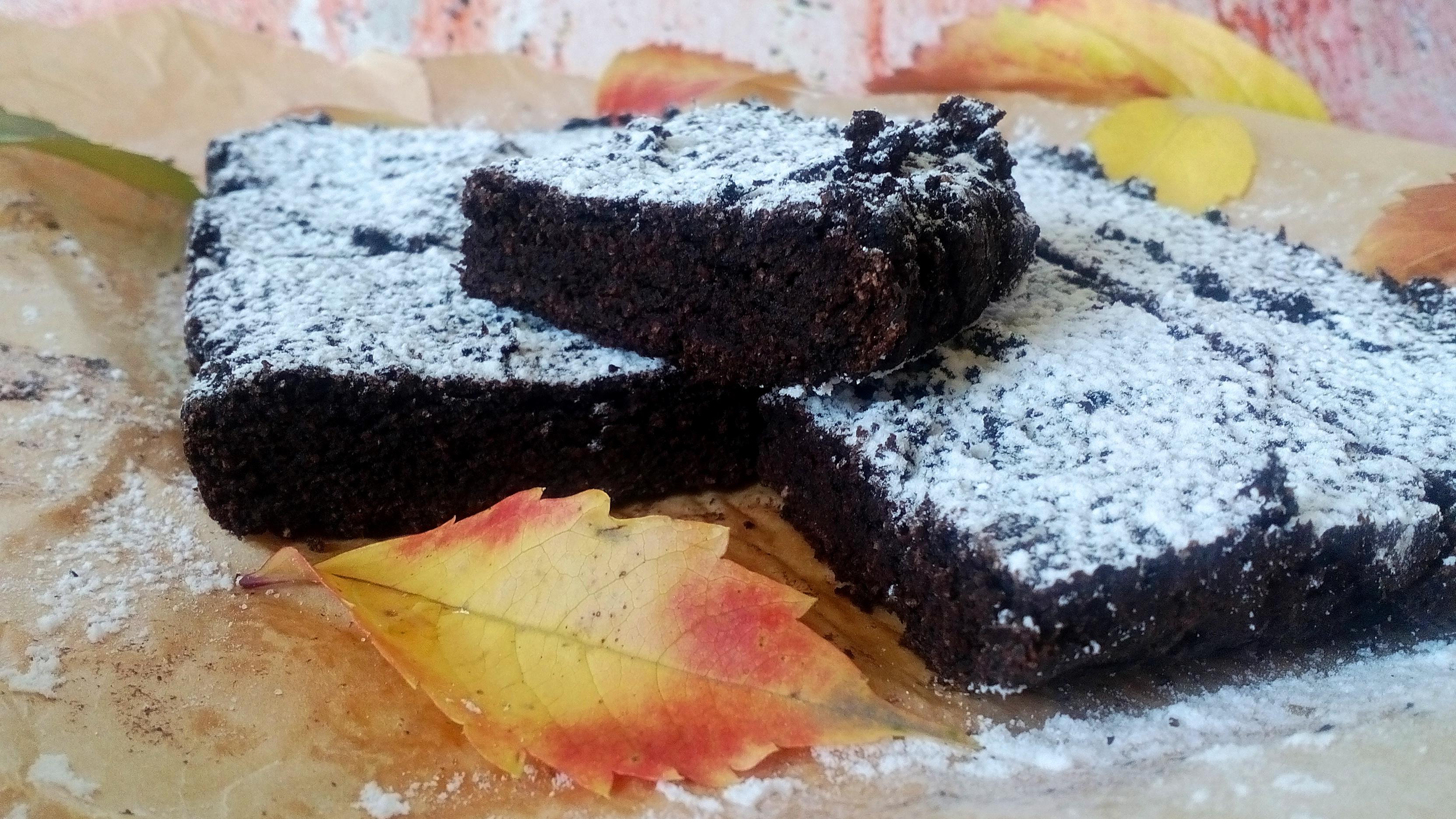 Diétás sütőtökös brownie – így rejts el zöldséget sütiben!