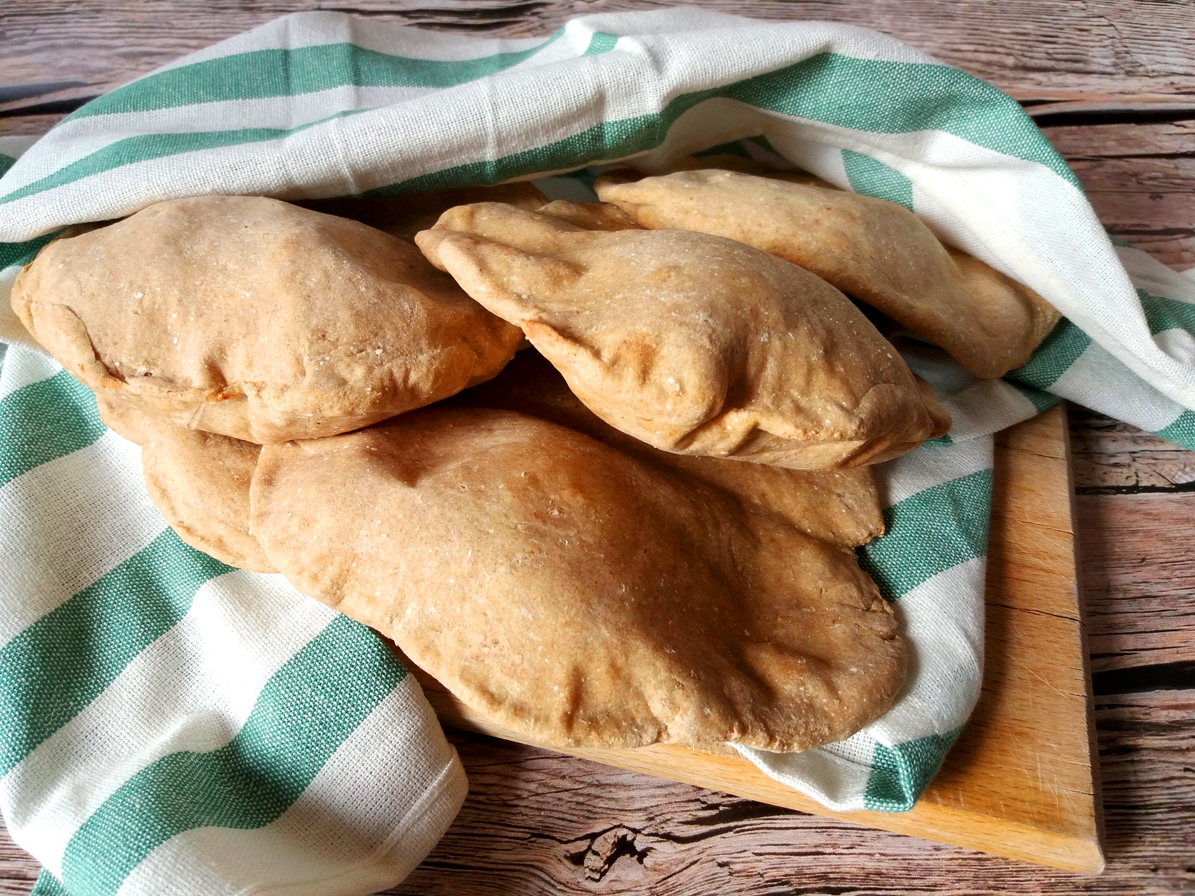 Diétás pita recept szénhidrátcsökkentett lisztből