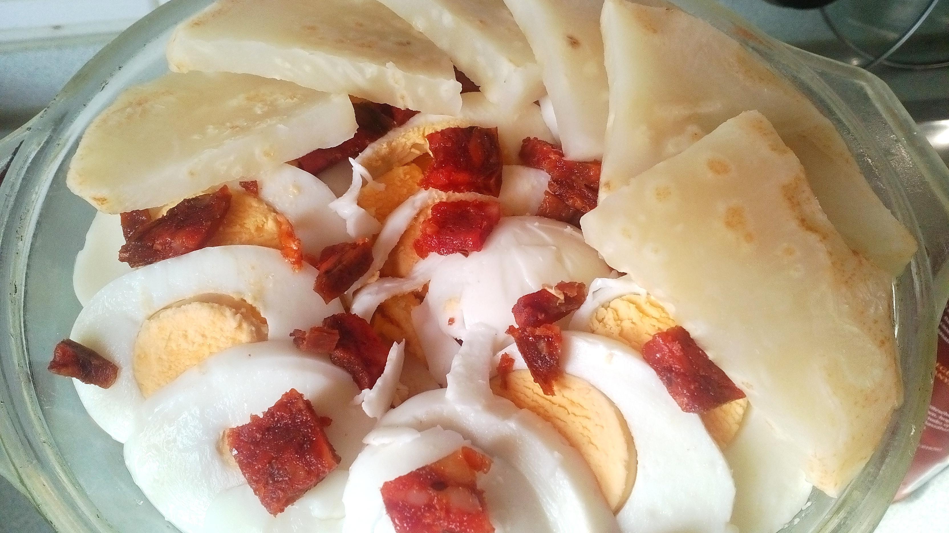 Rakott zeller – isteni diétás rakott krumpli helyettesítő