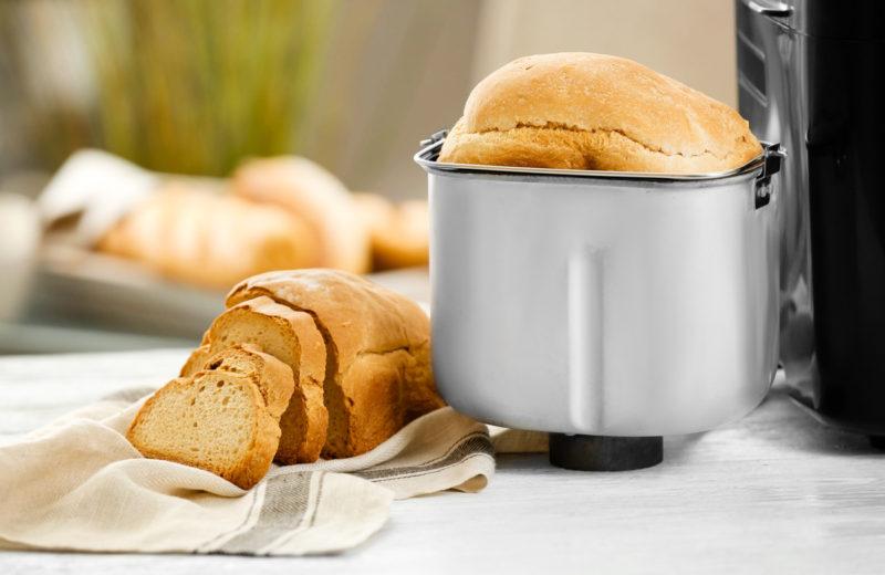 Teljes kiőrlésű kenyér receptek kenyérsütőben