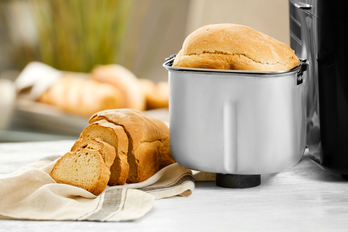 TOP3 teljes kiőrlésű kenyér recept kenyérsütőben