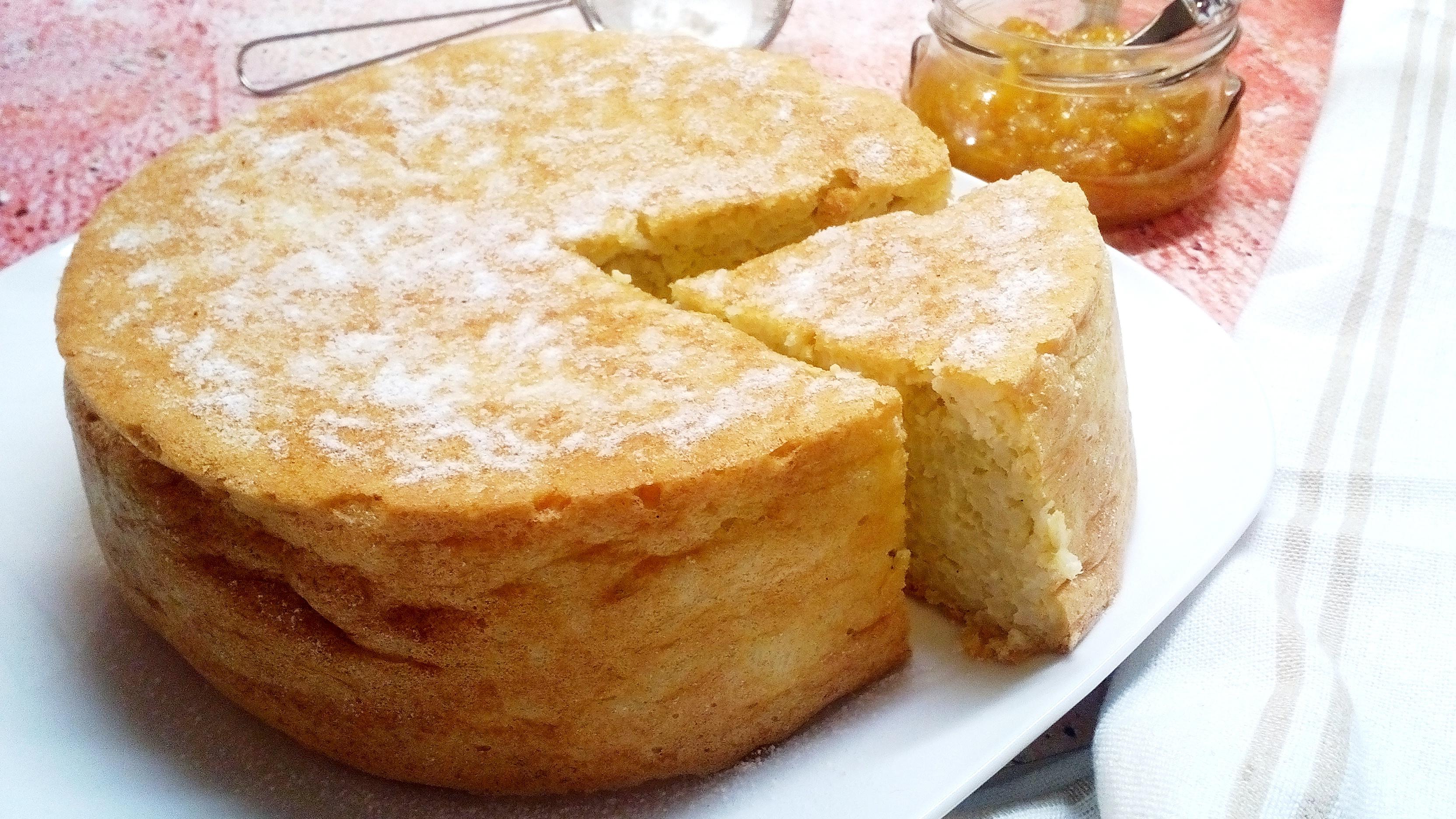Diétás rizskoch (rizsfelfújt) recept cukor nélkül, basmati rizsből