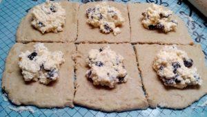 Diétás túrós batyu recept Dia Wellness szénhidrátcsökkentett lisztből