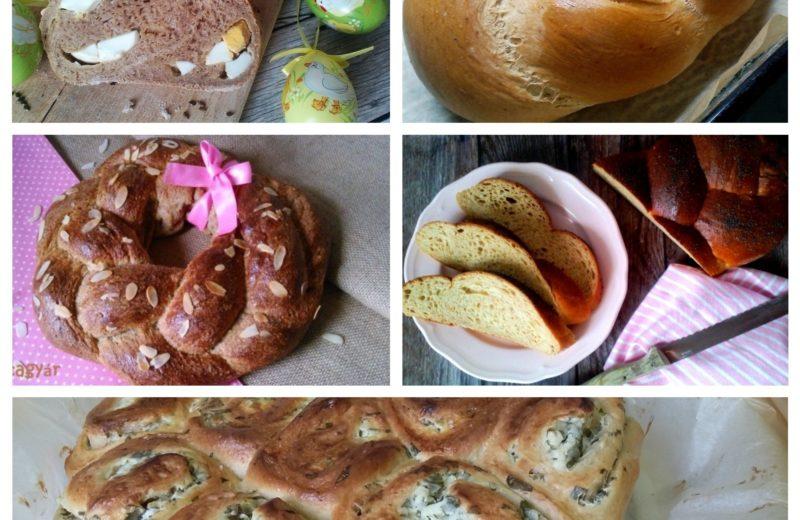 Diétás húsvéti kalács receptek