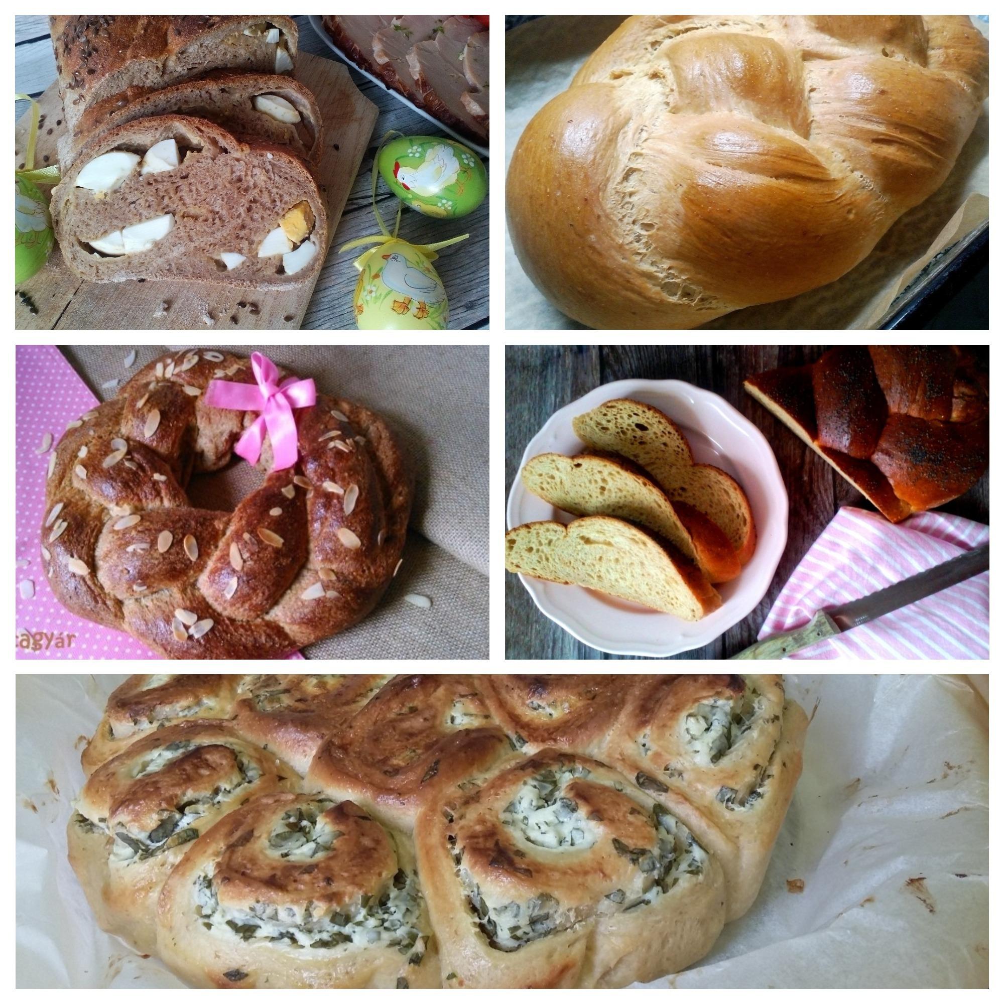 TOP5 Diétás húsvéti kalács ötlet az ünnepi asztalra!