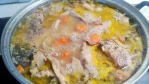 Diétás vadas recept csirkéből