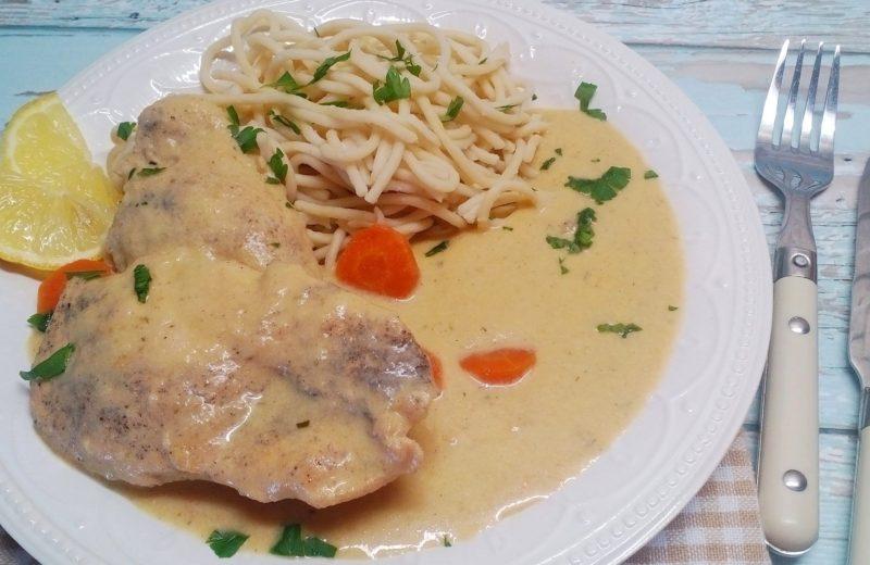 Diétás vadas recept csirkéből liszt nélkül