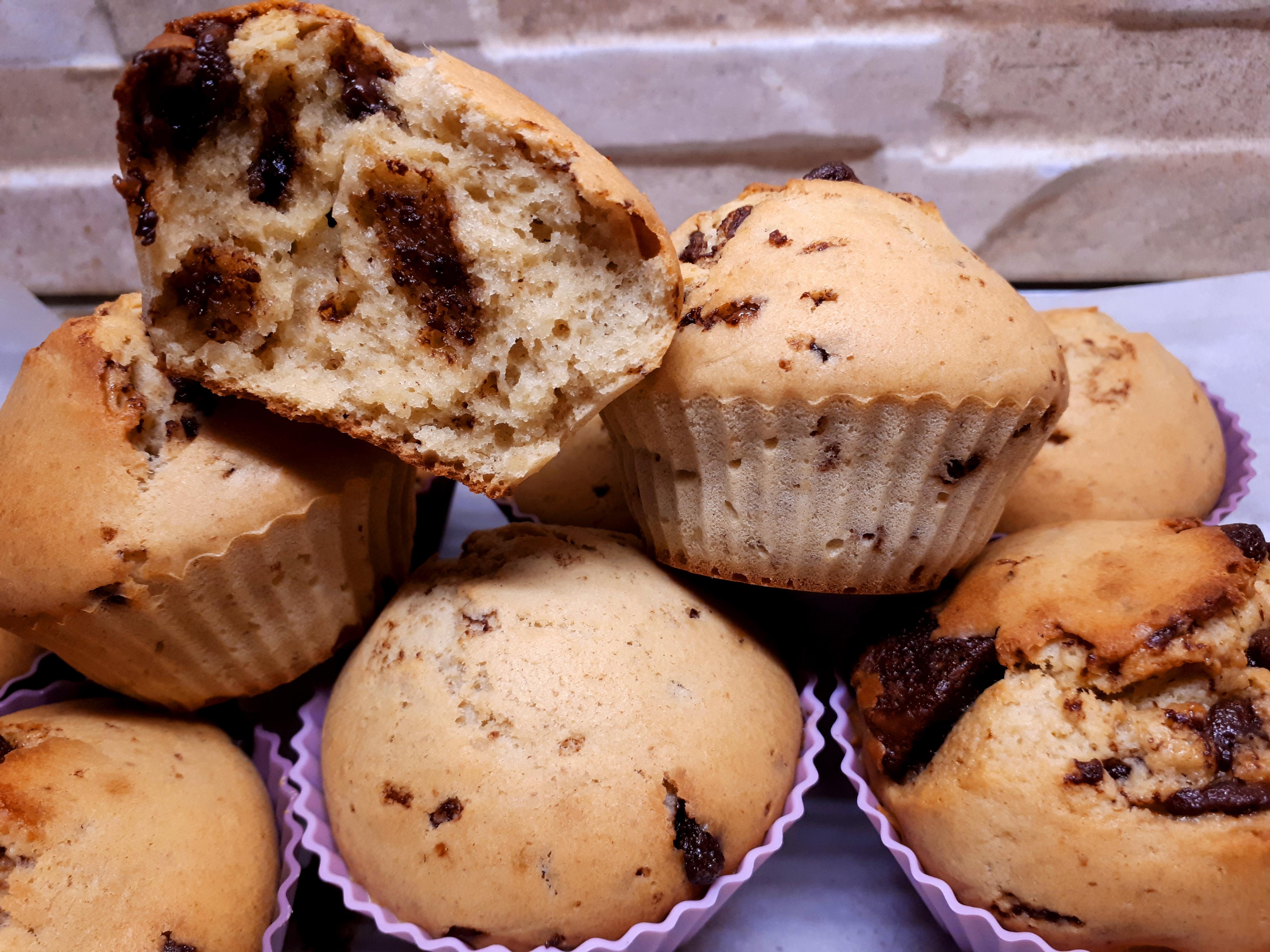 Szénhidrátcsökkentett muffin Dia Wellness lisztből