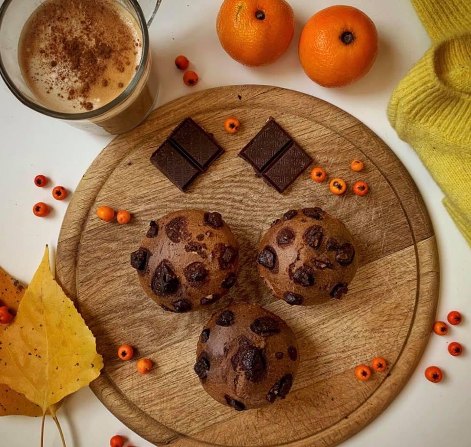 szénhidrátcsökkentett muffin alaprecept
