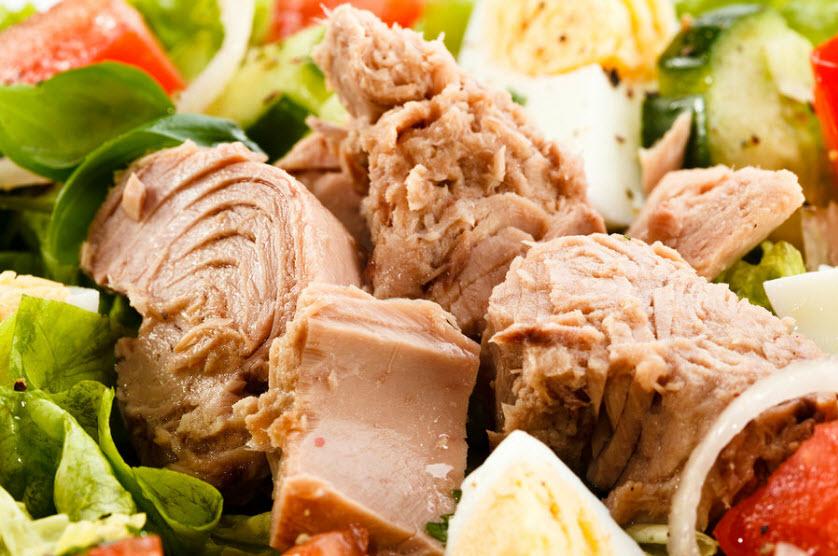 TOP5 tonhalkonzerv recept ötlet fogyni vágyóknak