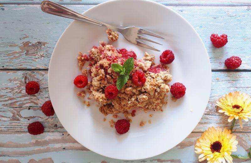 Zabpelyhes diétás morzsasüti recept