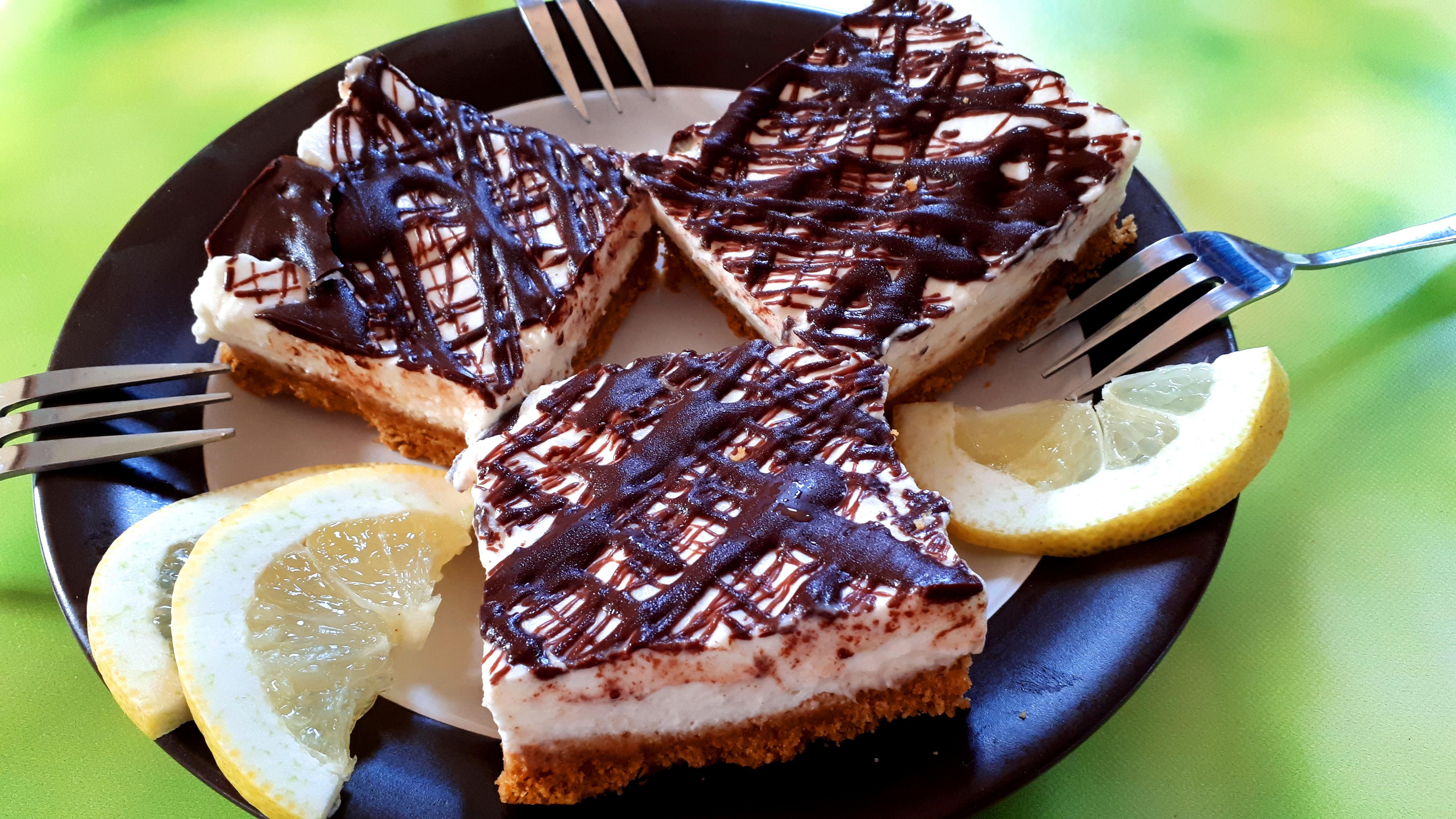 TOP5 diétás süti sütés nélkül