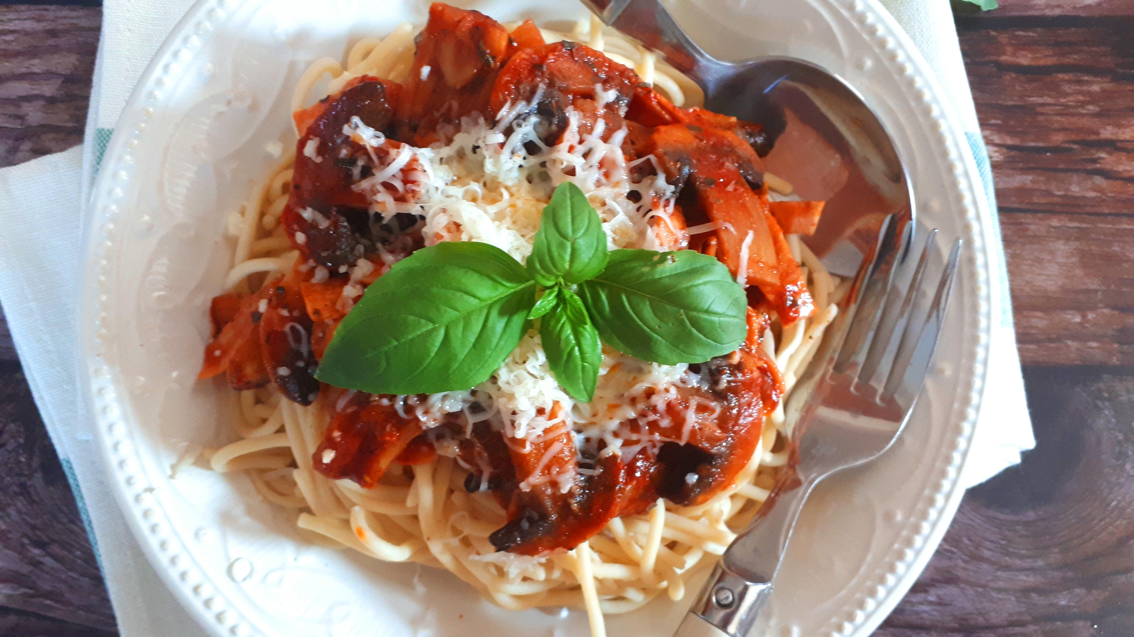 Diétás milánói makaróni recept Dia Wellness szénhidrátcsökkentett tésztából