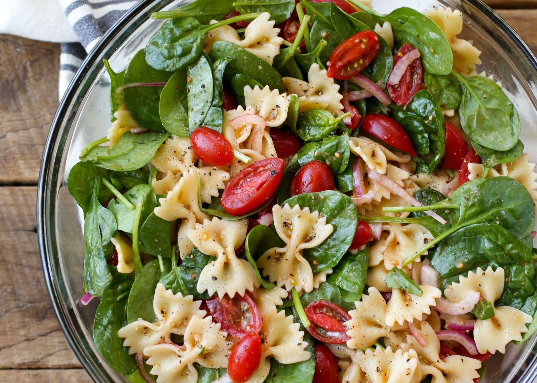 TOP3 diétás tésztasaláta recept ötlet