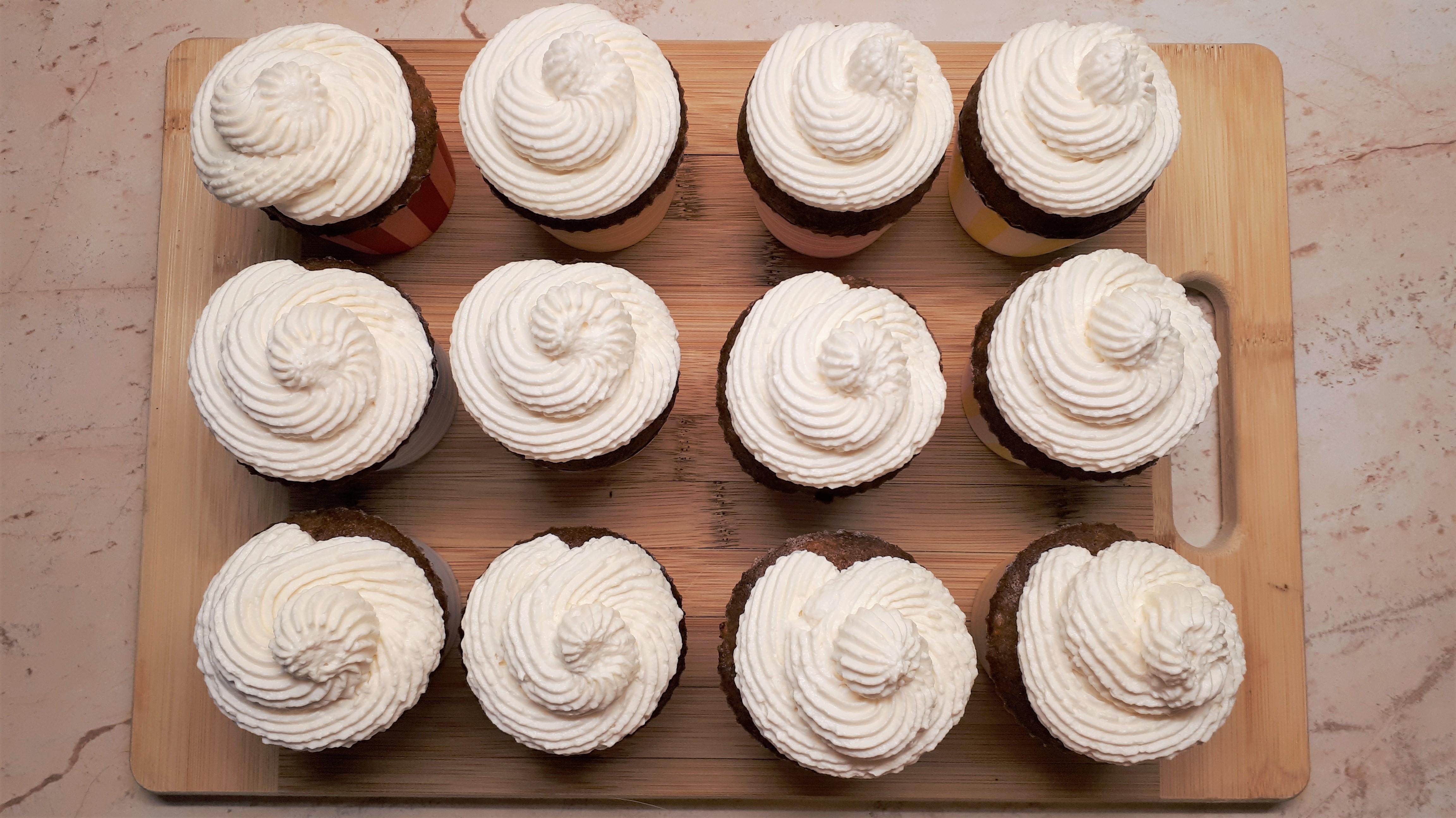 Diétás répatorta muffin recept cukor nélkül
