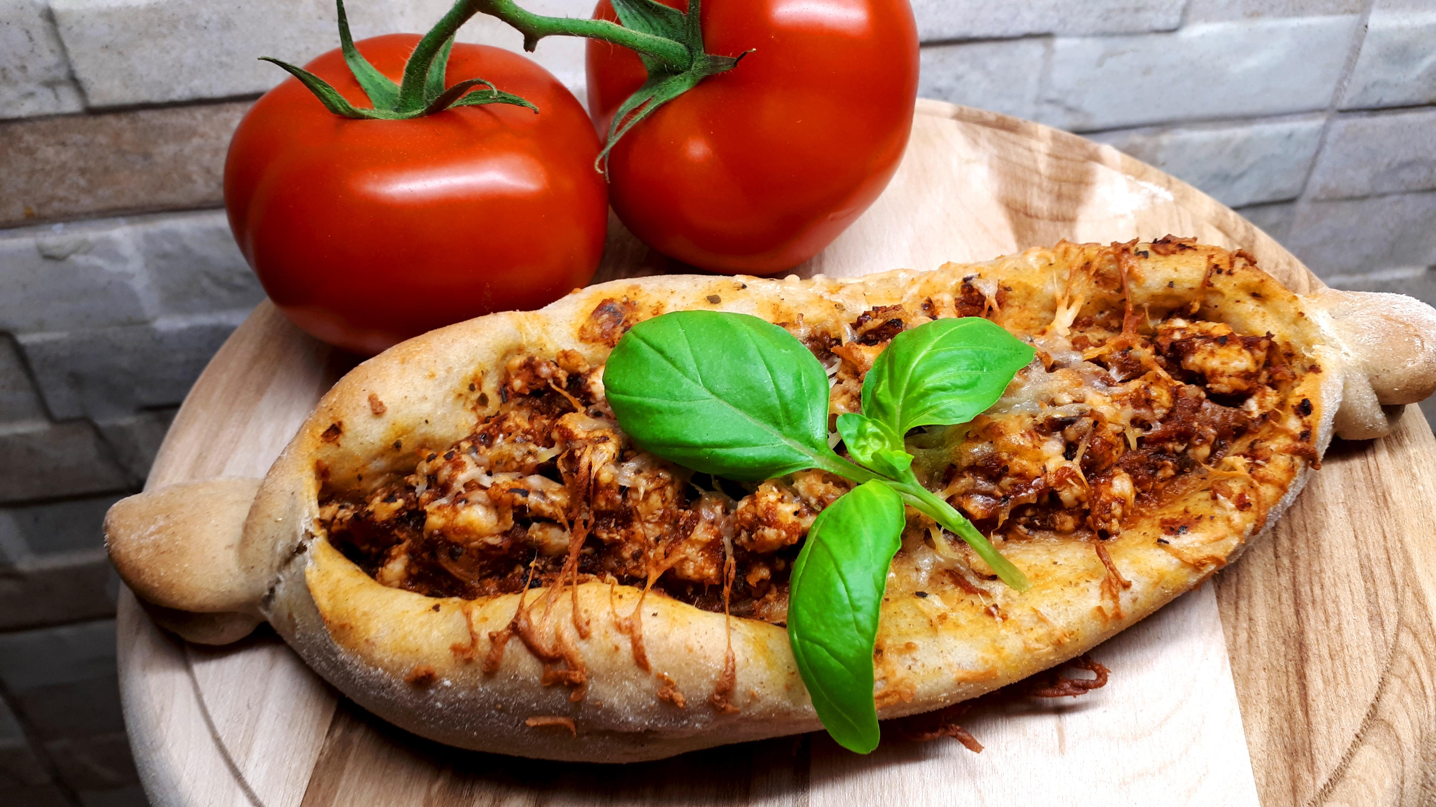 Így készül a szénhidrátcsökkentett török pizza
