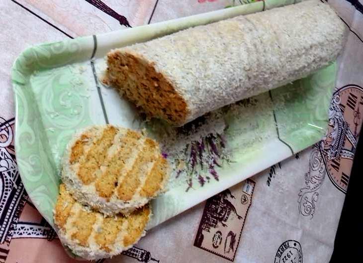 Diétás Albert kekszes süti recept sütés nélkül