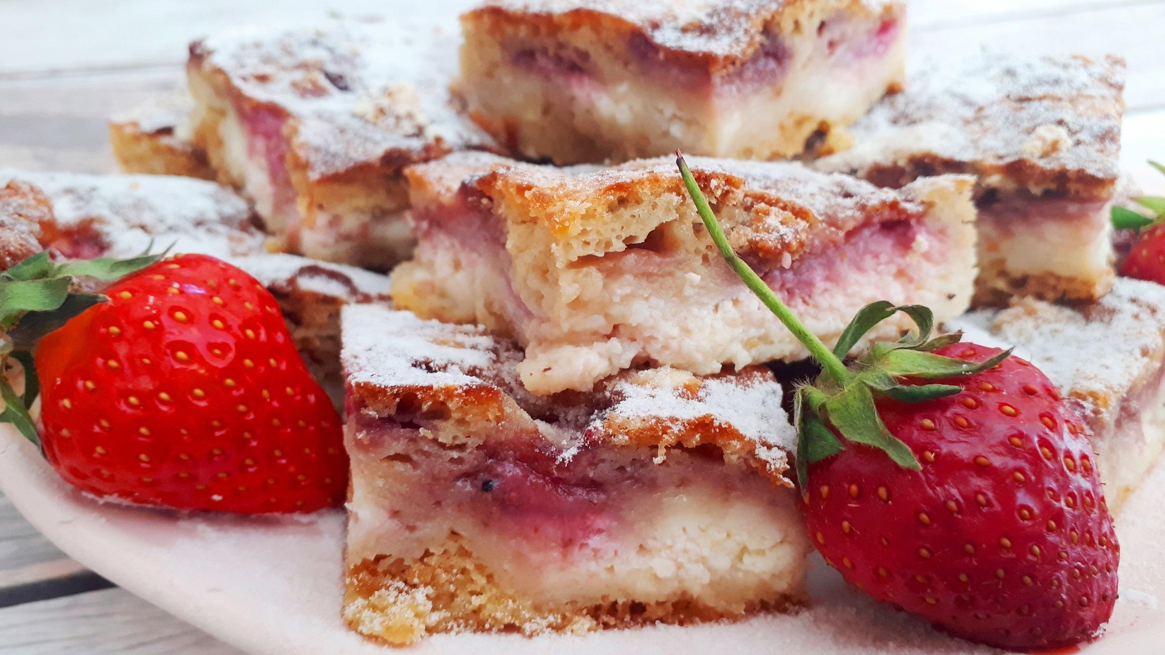 Lusta asszony 5 perces diétás túrós süti receptje Dia Wellness szénhidrátcsökkentett lisztből, cukor nélkül