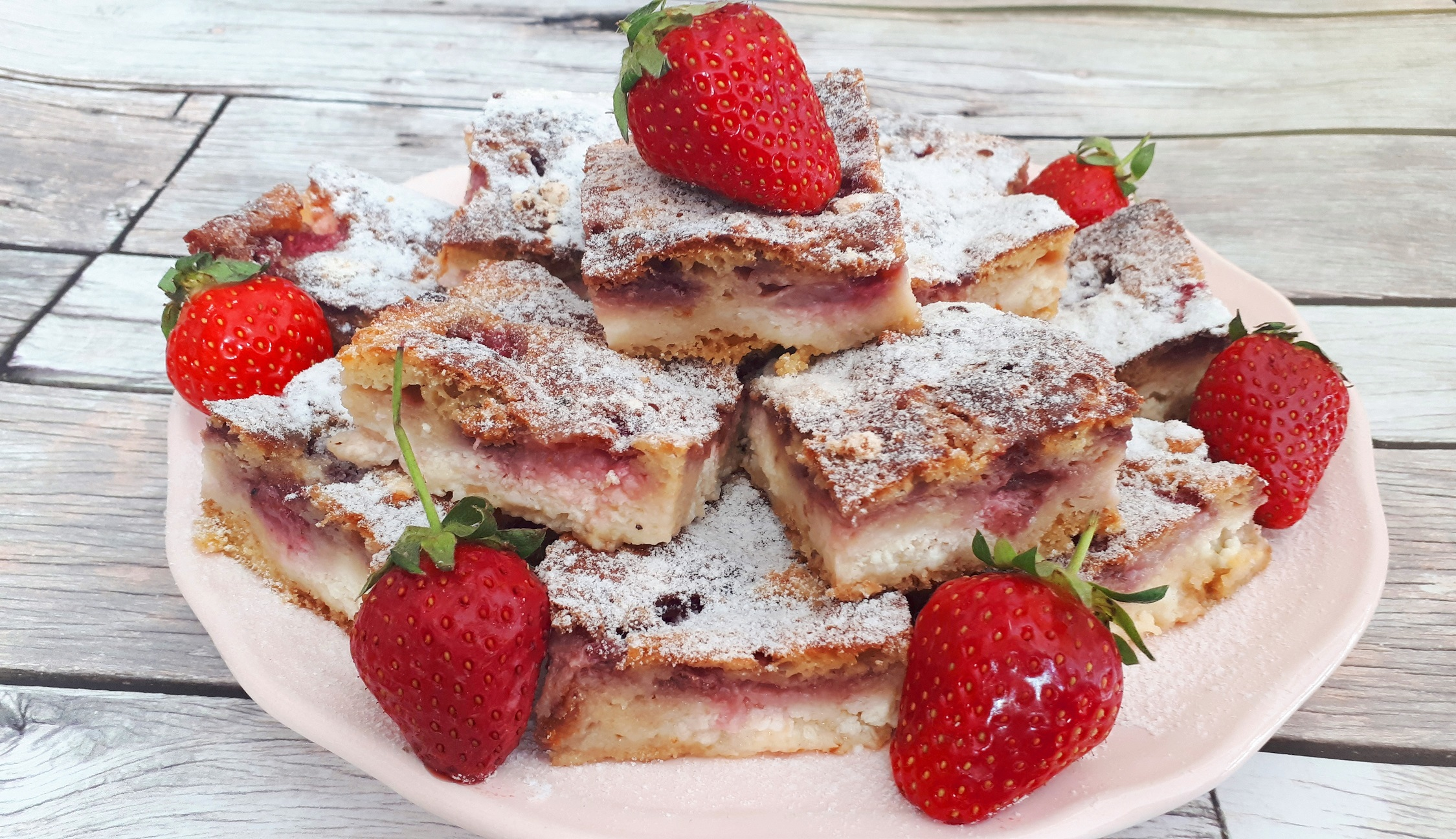 Lusta asszony 5 perces diétás túrós süti receptje
