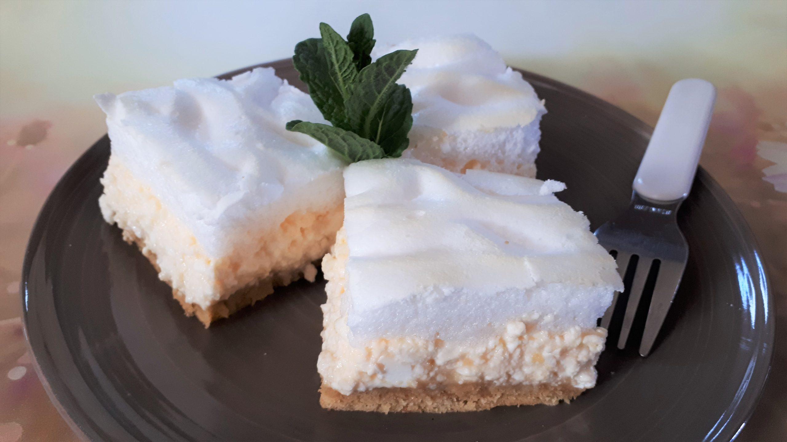 Cukormentes Rákóczi túrós recept