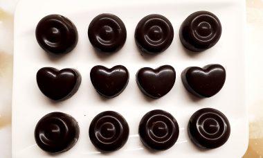 Cukormentes bonbon házilag