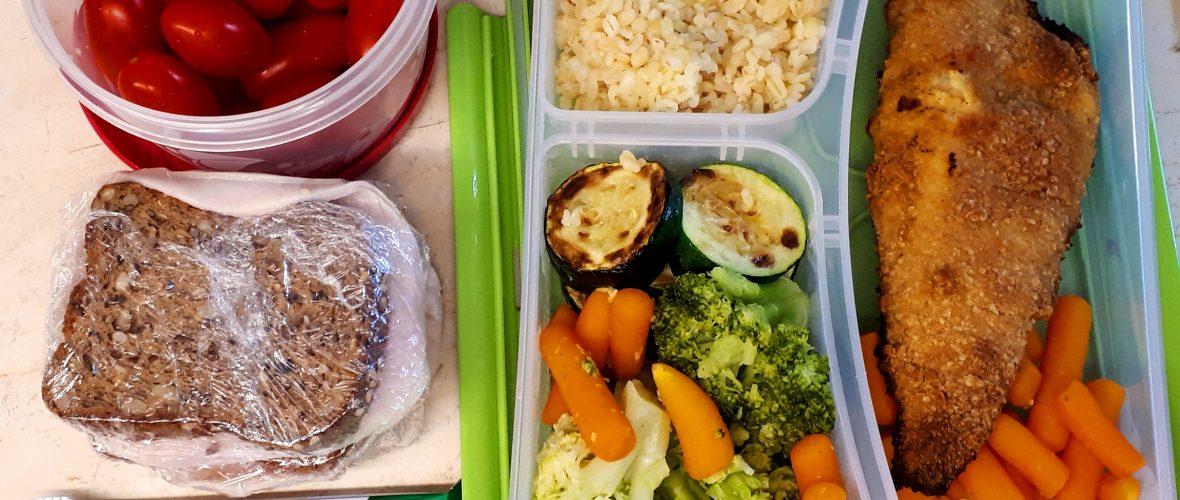 Dobozolás diéta idején, diétás recept ötletek