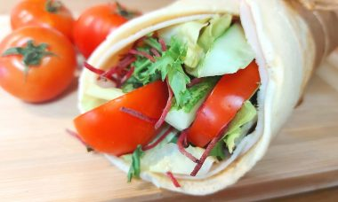 Fitness tortilla lap PEAK palacsintaporból