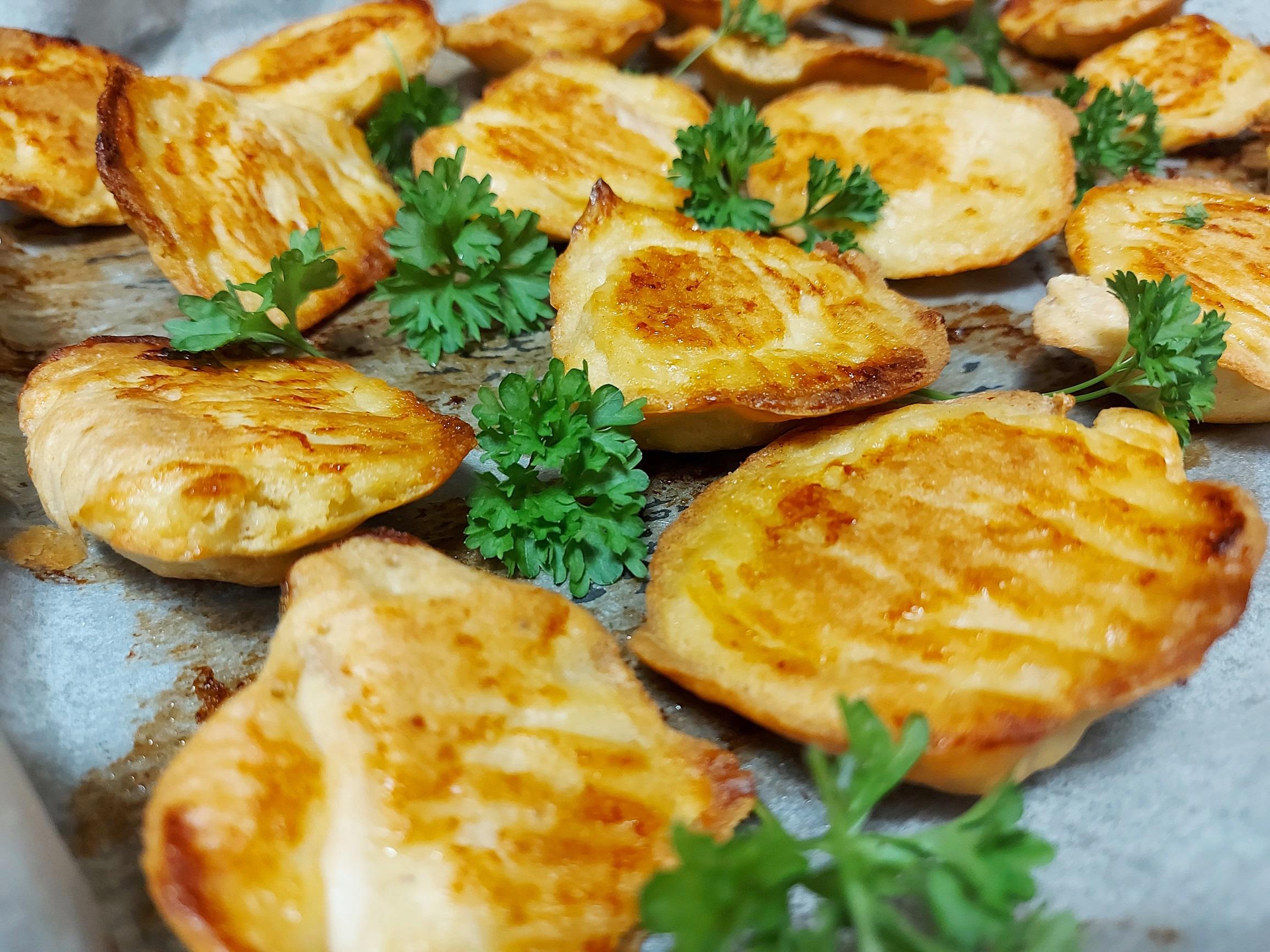 Diétás palacsintatésztában sült csirkemell sütőben sütve